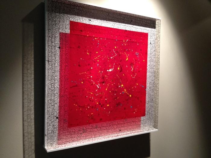 Photo d'une oeuvre de la catégorie Collection de Fabienne Brever