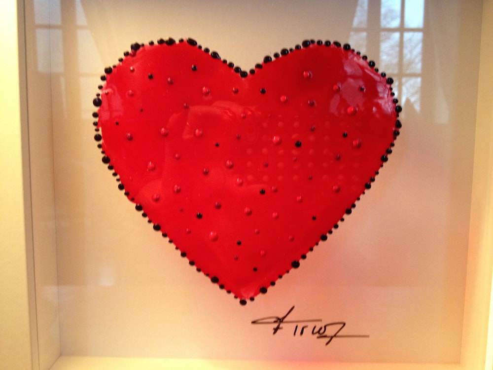 Oeuvre de la catégorie Saint Valentin de Fabienne Brever