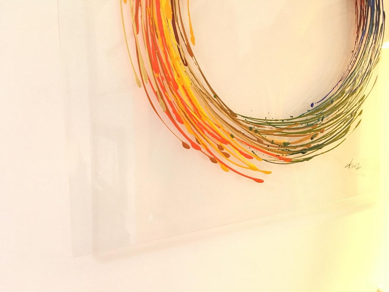 Plexiglas de Fabienne Brever